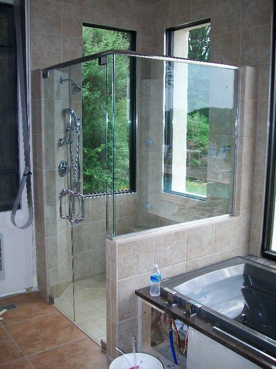 Superieur Glass Shower Enclosures